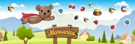 Mursunica brings on playful adventures for children